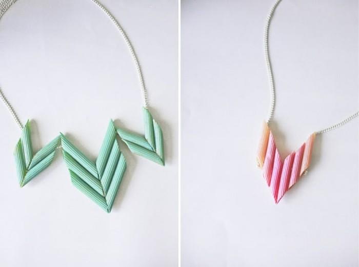 regalo-per-un-amica-speciale-collane-fai-da-te-realizzate-penne-pasta-colorate-catenina-argento