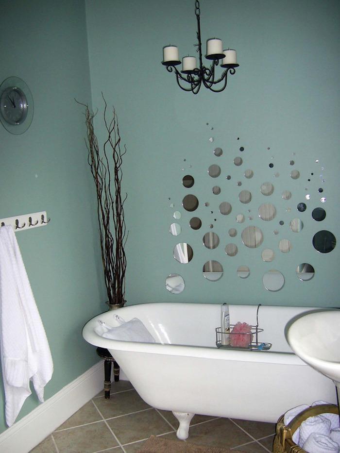 1001 idee per decorazioni bagno idee originali - Idee specchi per bagno ...
