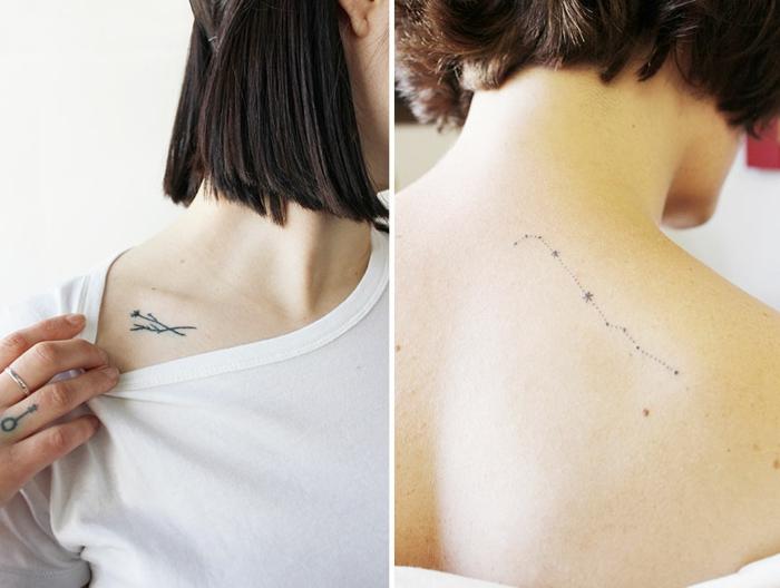 tatuaggio-fiore-idea-discreta-sexy-piccoli-disegni-schiena-sotto-scapola