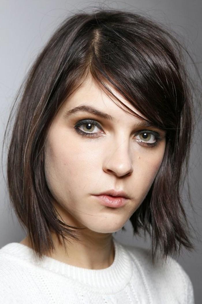 77 nuances di capelli castani con riflessi - i colori di tendenza ... d4d381611388