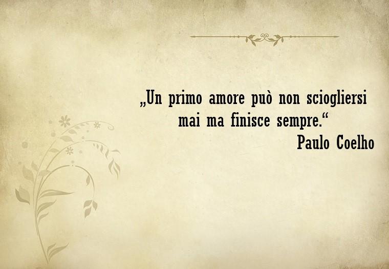 Frasi amore, un bellissimo e romantico pensiero di Paulo Coelho