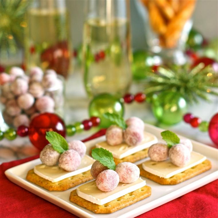 Ben noto ▷ 1001 + idee per Antipasti di Natale - ricette sfiziose UX66