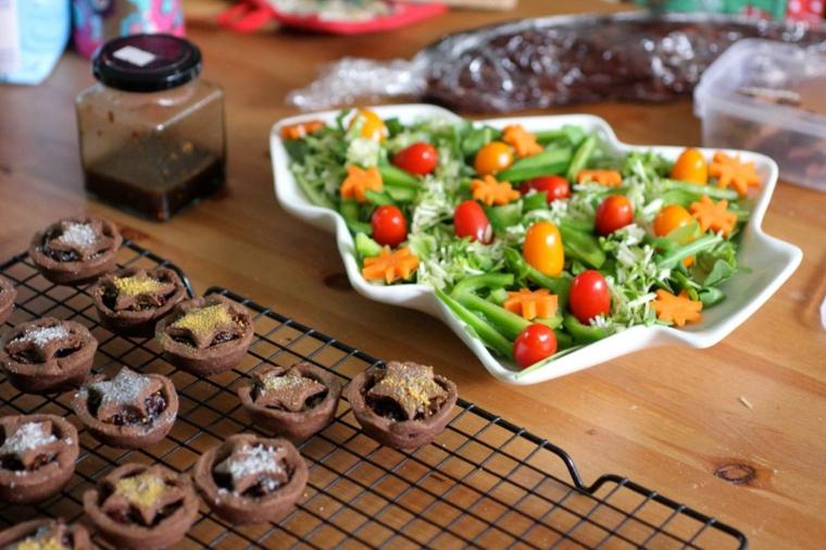 Antipasti Di Natale Fatti Ad Albero.1001 Idee Per Antipasti Di Natale Ricette Sfiziose