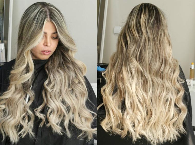 Favorito Taglio capelli lunghi - 10 consigli delle star per un look  QG06