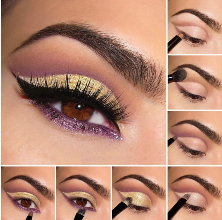 Come truccare gli occhi marroni per un make up perfetto