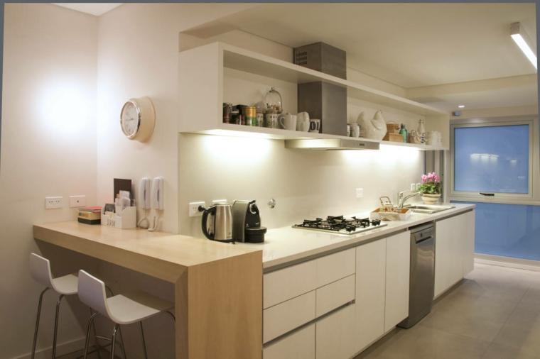 Idee Cucine Piccole Con Isola.Cucine Con Isola Pratiche E Funzionali Idee Interior Isole