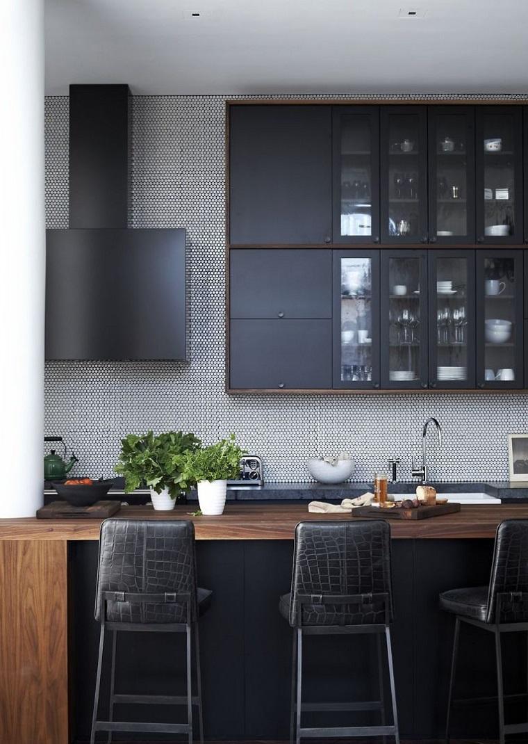 1001 idee per cucine moderne piccole soluzioni di design - Design cucine moderne ...