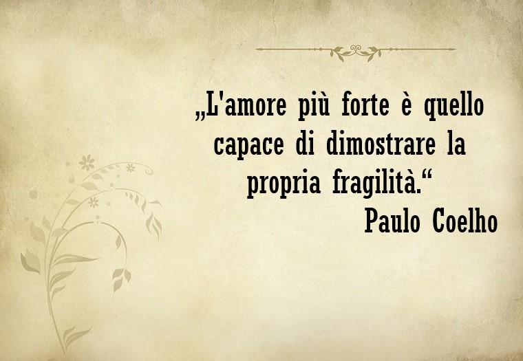 Dediche d'amore, un pensiero bellissimo di Paulo Coelho