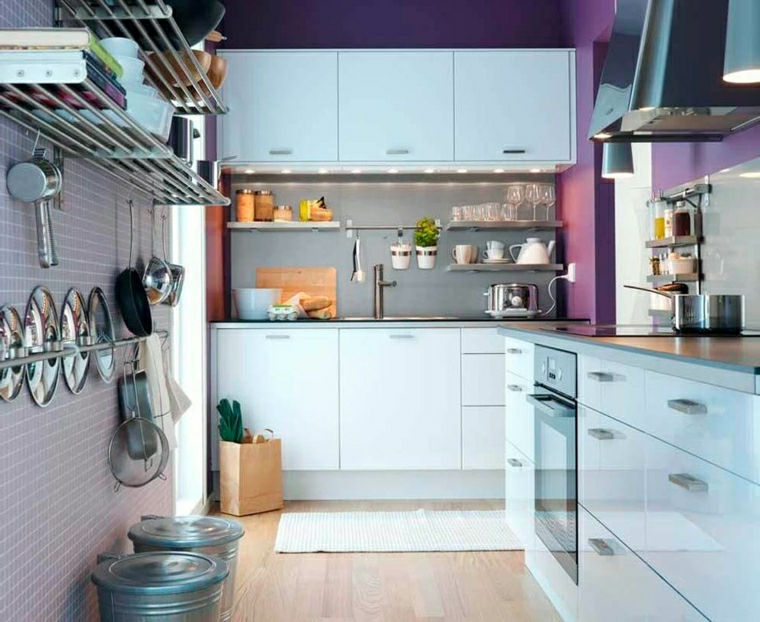 Stunning idee cucine piccole gallery ideas design 2017 for Idee cucine piccole