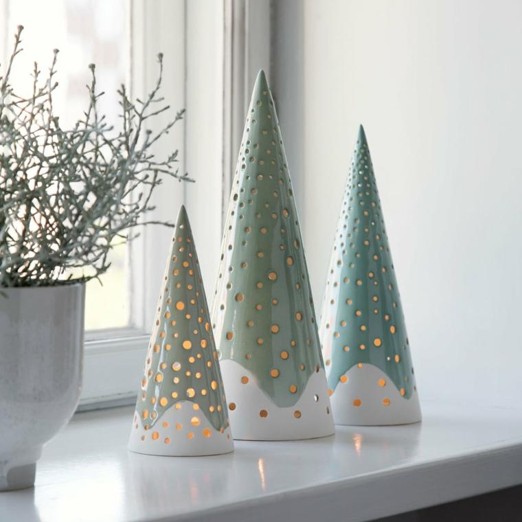 Idee Decorazioni Natalizie Casa.Decorare La Casa A Natale Fai Da Te Excellent Decorazioni Casa