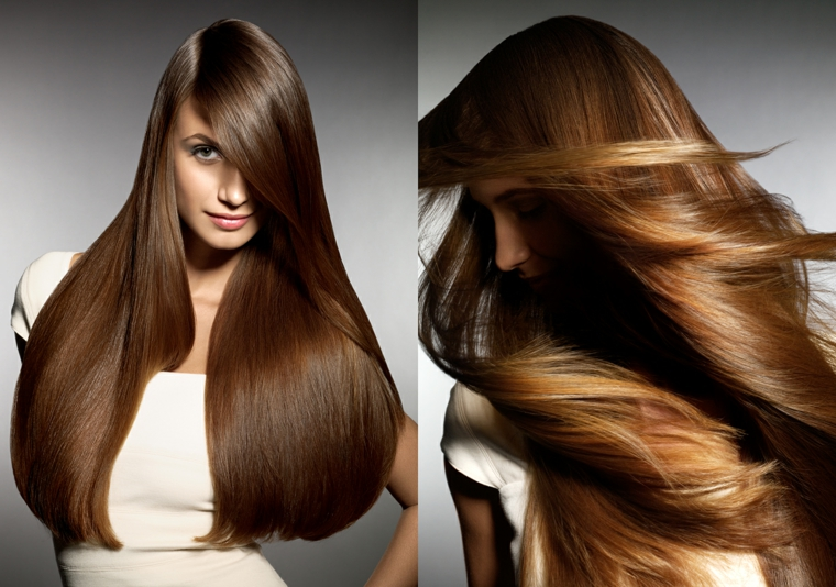 spesso Taglio capelli lunghi - 10 consigli delle star per un look  ZF04