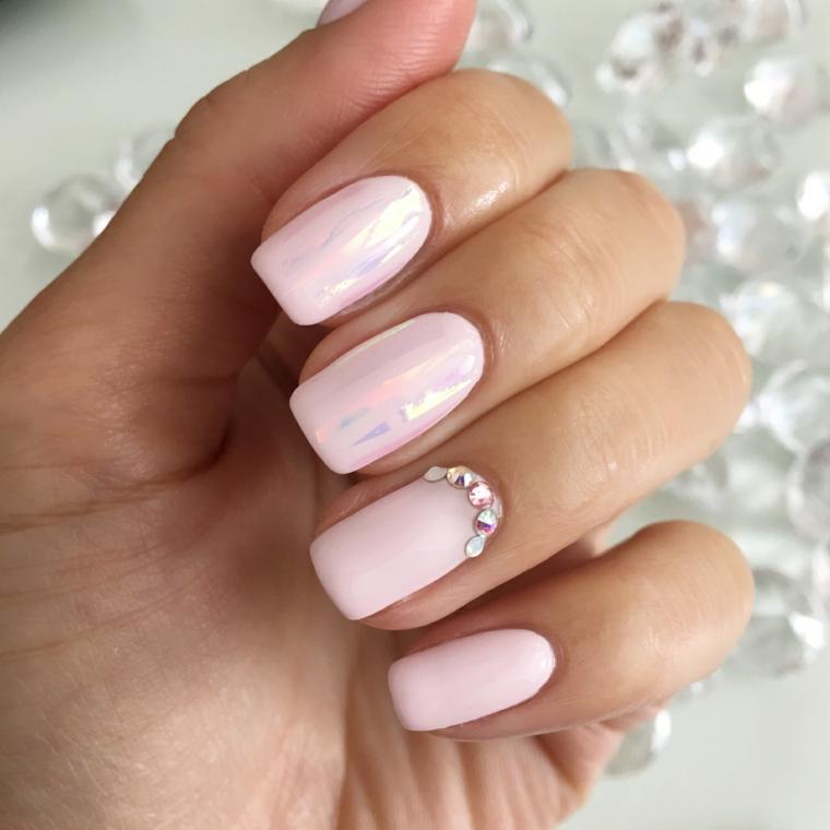 1001+ idee per unghie rosa in tutte le varie sfumature moda
