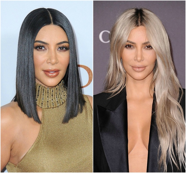 Preferenza Taglio capelli lunghi - 10 consigli delle star per un look  HW36