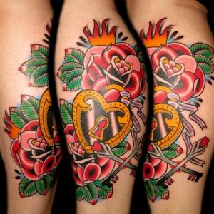 Tattoo Old School, tutta la bellezza di uno stile senza tempo