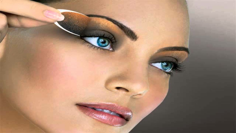 Super ▷ 1001+ idee per trucco occhi a seconda di forma e colore JA77