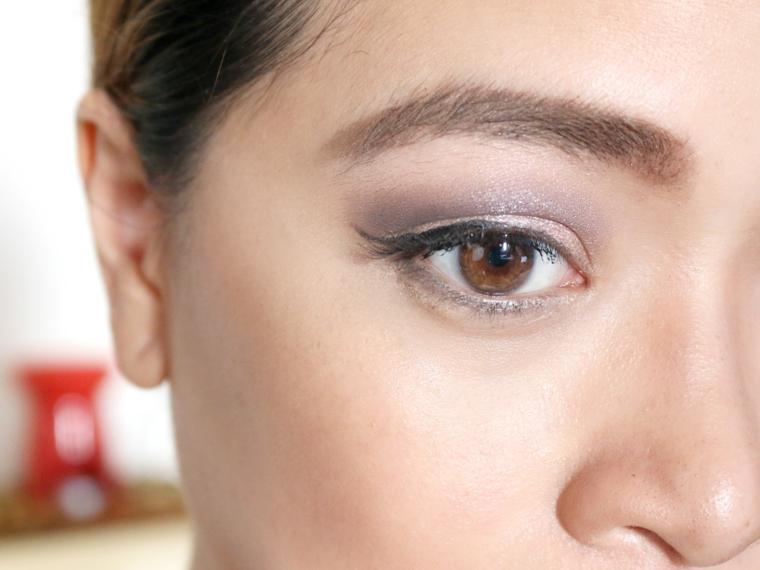 immagini trucco occhi, una proposta semplice e naturale per allungare l'occhio