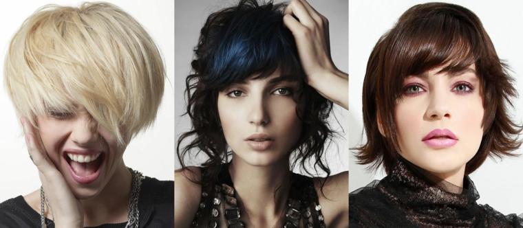abbastanza ▷1001 + idee per acconciature capelli corti per ogni età SZ35
