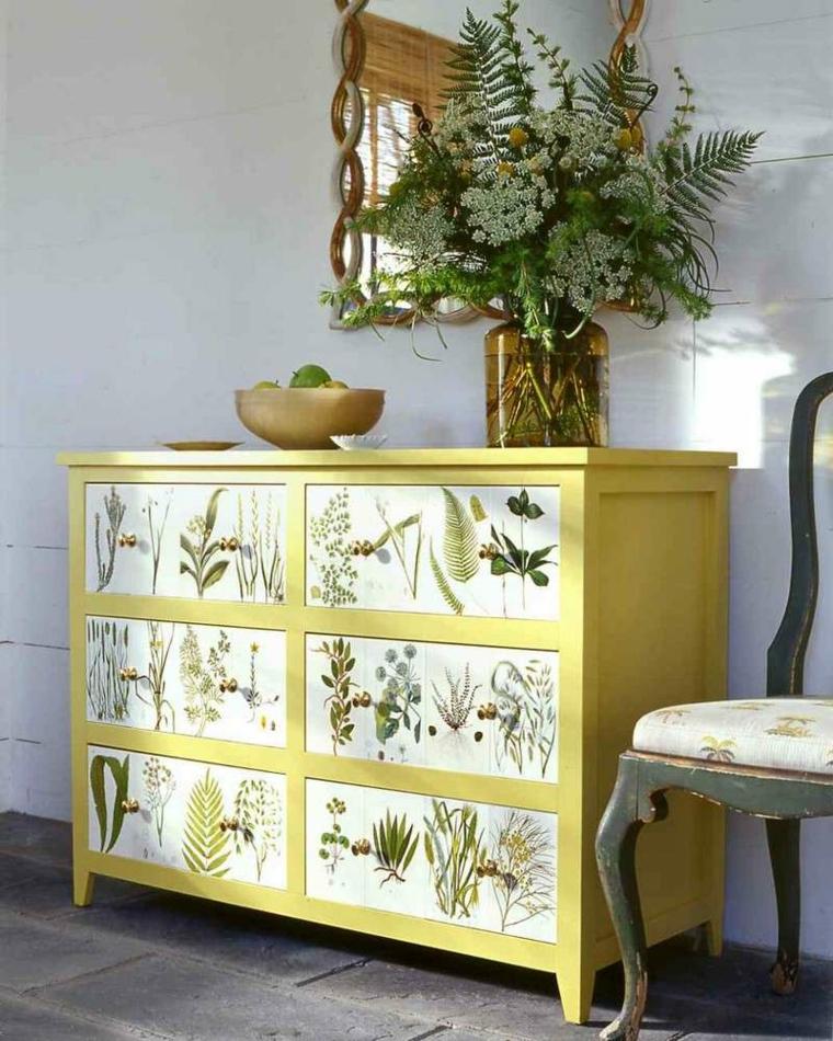 1001 idee per stile shabby l 39 arredo e la decorazione for Disegni mobili