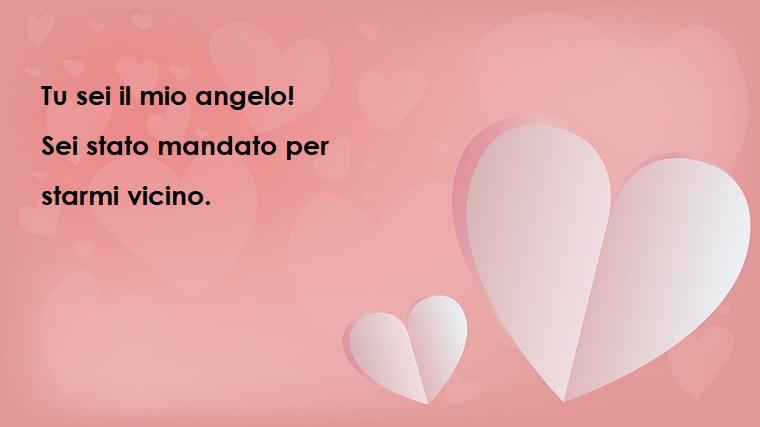 Una delle frasi per San Valentino da mandare come messaggino alla persona amata