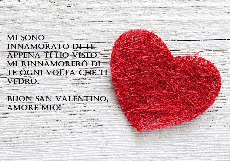 Dedica alla persona amata per la festa degli innamorati con una delle frasi simpatiche