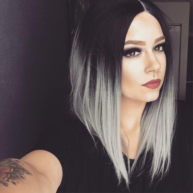 Tagli capelli piu lunghi davanti