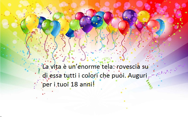 ▷1001 + idee per frasi di buon compleanno per maggiorenni, amori