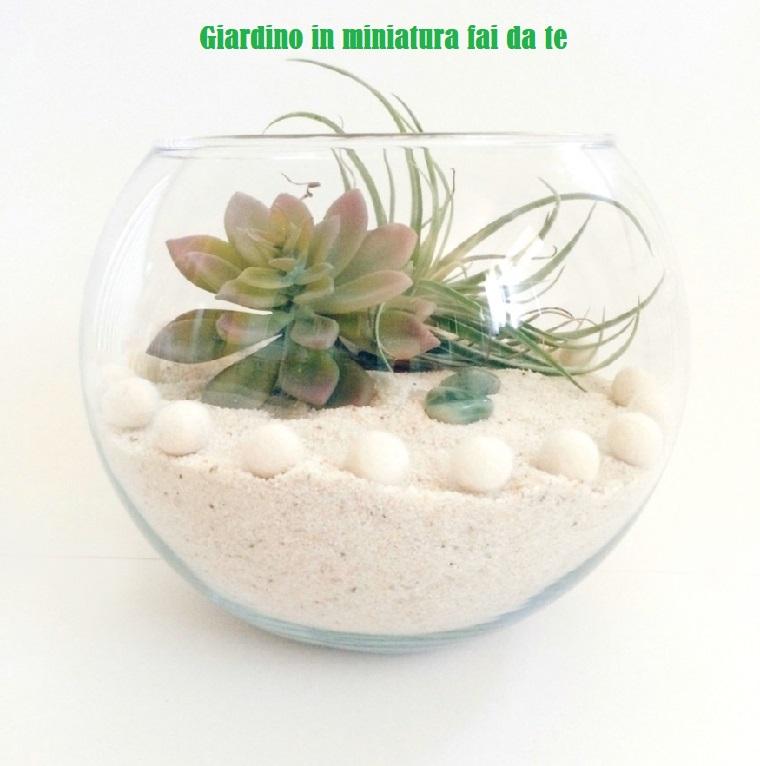 1001 idee per oggetti fai da te tutorial passo per passo - Oggetti per giardino ...