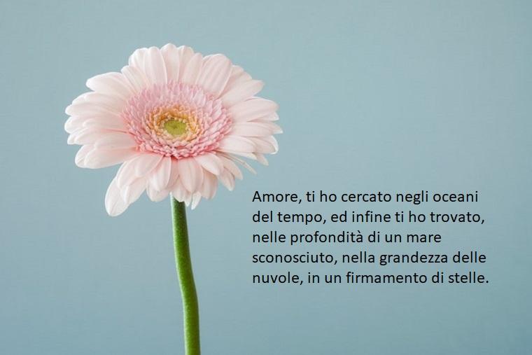 Buon San Valentino amore e mio e una dedica per la persona amata