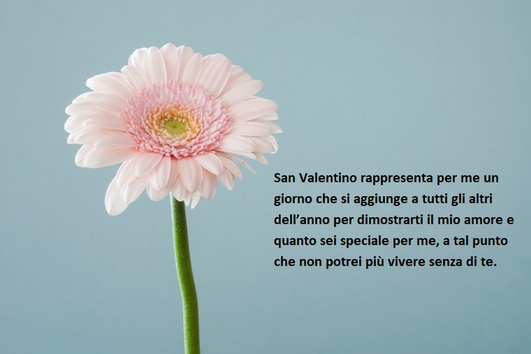 Idea per una dedica da mandare alla persona amata nel giorno di San Valentino