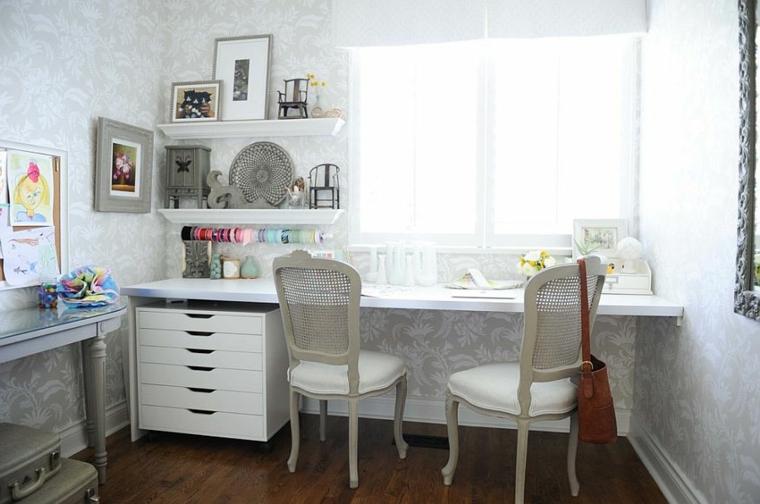 1001 idee per stile shabby l 39 arredo e la decorazione - Decorazioni in legno per mobili ...