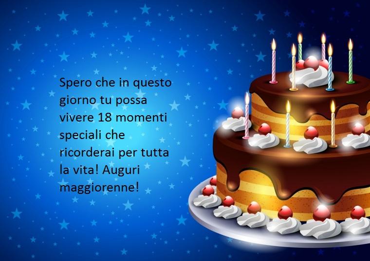 Ben noto ▷1001 + idee per frasi di buon compleanno per maggiorenni, amori  ZM86