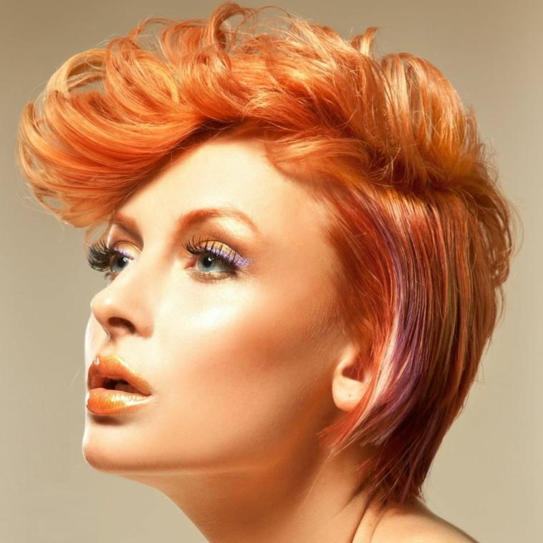 Ben noto ▷1001 + idee per acconciature capelli corti per ogni età RG44
