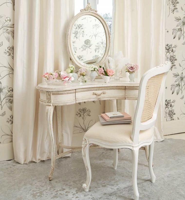 1001 idee per stile shabby l 39 arredo e la decorazione for Camera da letto shabby chic