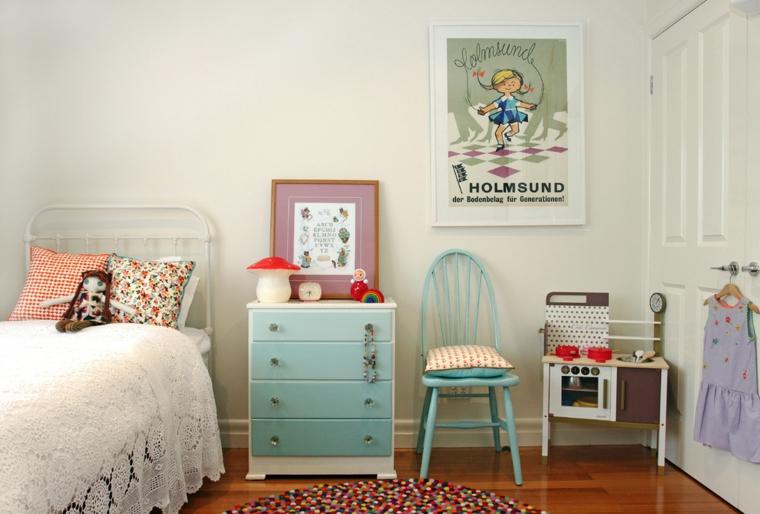 Cameretta Stile Shabby Chic : ▷ 1001 idee per stile shabby larredo e la decorazione