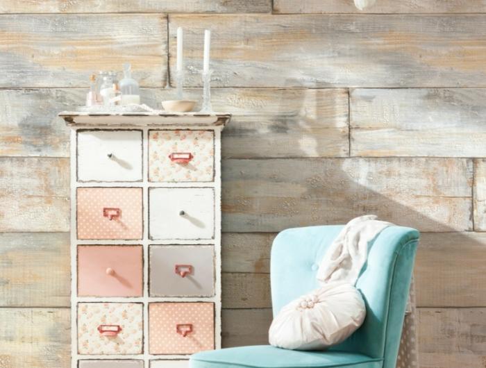 Pareti In Legno Shabby : Offertissima cassetta portachiavi da parete legno shabby bianco