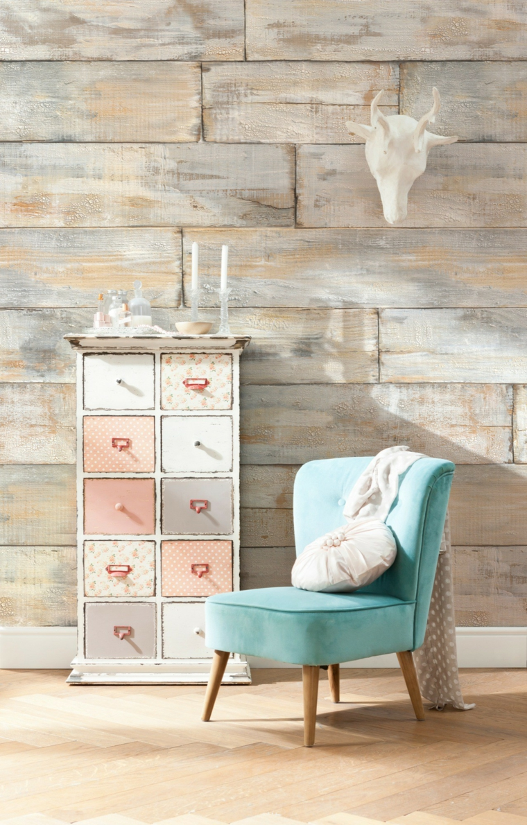 1001 idee per stile shabby l 39 arredo e la decorazione. Black Bedroom Furniture Sets. Home Design Ideas