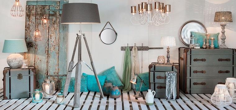 Mobili e accessori in stile shabby chic, arredamento e decorazione casa