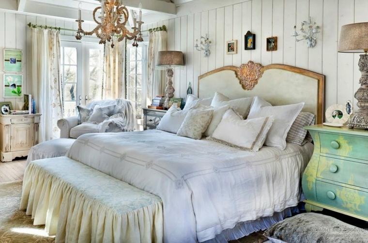 Camera Da Letto Shabby Chic Fai Da Te : ▷ idee per stile shabby l arredo e la decorazione