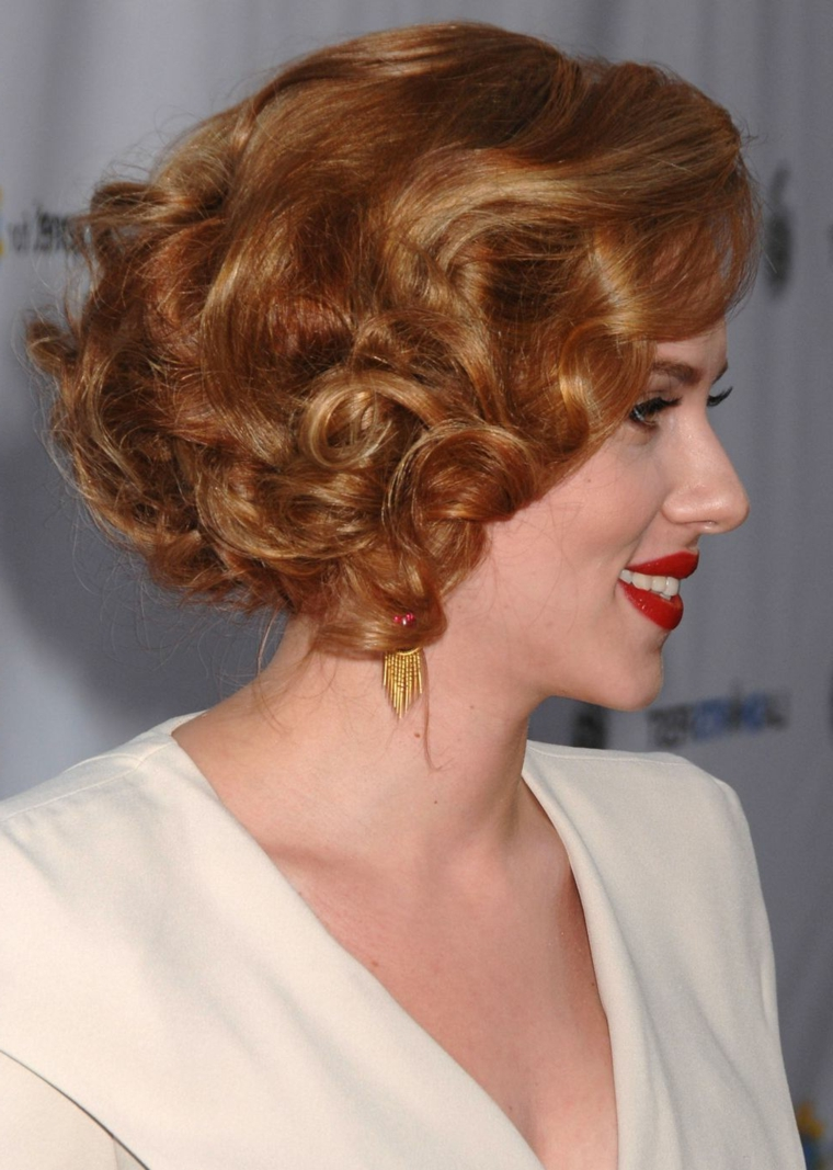 Tagli capelli corti color rame - Acconciature alla moda ...