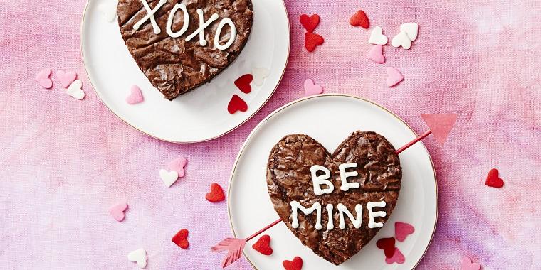 Idea per una torta cuore con cioccolato, ricette San Valentino da copiare