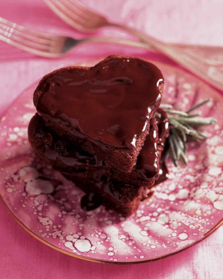 1001 idee per dolci san valentino idee ricette semplici for Decorazioni zucchero a velo
