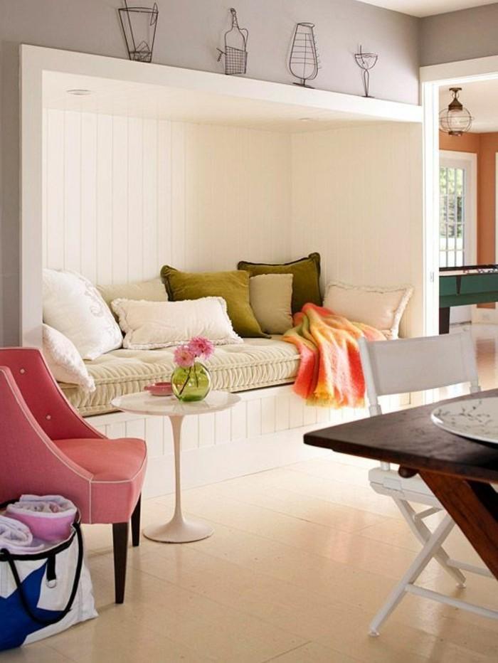 Come arredare salotto piccolo senza alcun sforzo con mobili stile contemporaneo