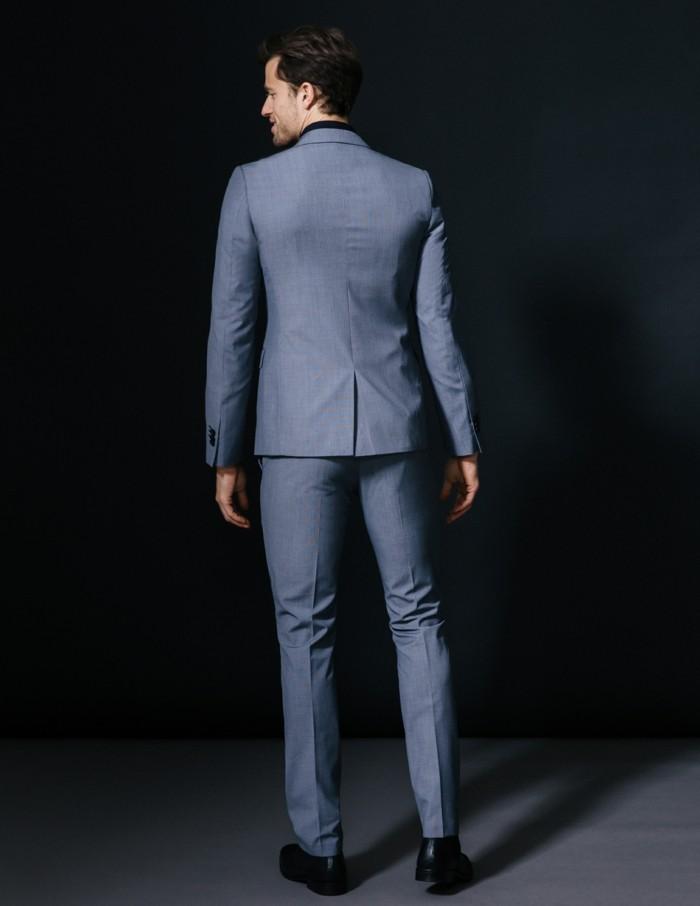 Outfit Matrimonio Uomo Grigio : Idee per abiti da cerimonia uomo all insegna dell