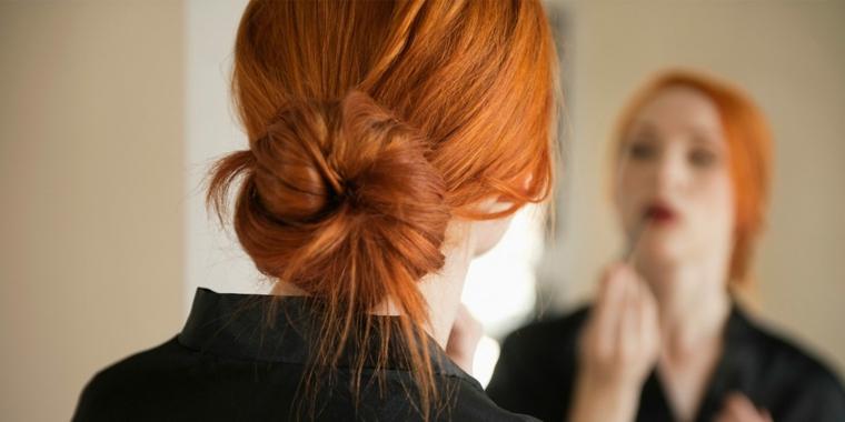 Acconciature capelli rossi