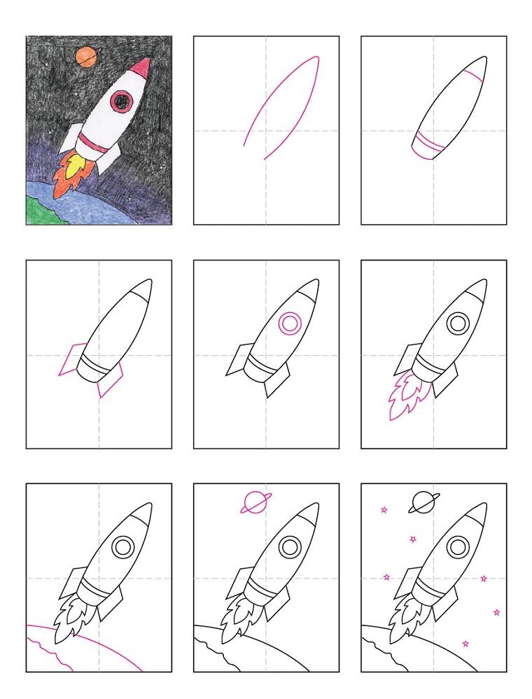 1001 idee per disegni facili da fare e da copiare for Sito per disegnare