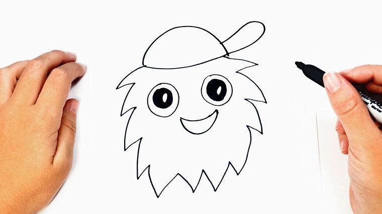 1001 idee per disegni facili da fare e da copiare ForDisegni Facili Da Disegnare A Mano Libera