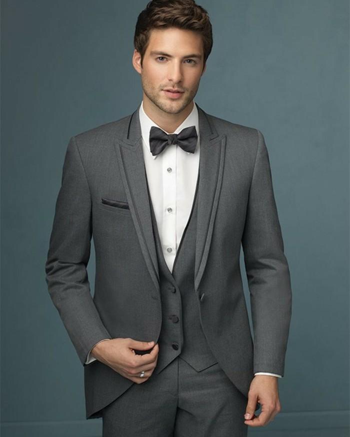 Abito Matrimonio Uomo Grigio : ▷ idee per abiti da cerimonia uomo all insegna dell eleganza