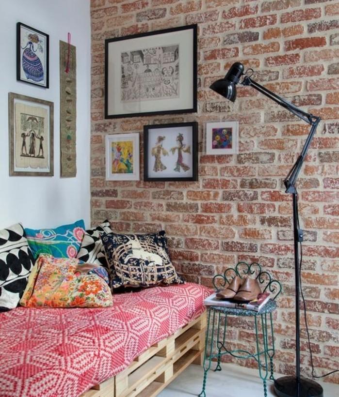 1001 idee per pallet divano 60 idee da copiare - Fabbricare pellet in casa ...