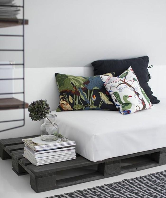 1001 idee per pallet divano 60 idee da copiare - Foderare un divano da soli ...