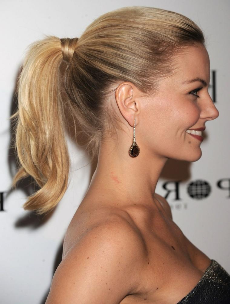 1001 + idee per capelli raccolti per look di tendenza